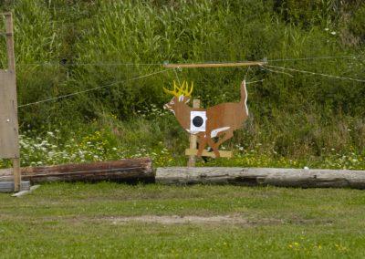 running deer 9